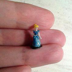 Tiny Cinderella doll