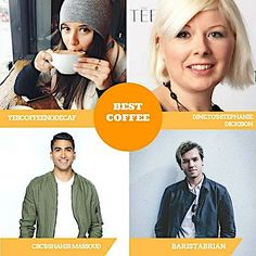 """Have you got your tickets to this weekend's 1st Annual Toronto Coffee & Tea  Expo yet?  I'll be judging """"The Best Coffee Competition"""" on Saturday afternoon,  alongside renowned Toronto latte artist Barista Brian, Danielle Michaelov  of Yes Coffee No Decaf, and our host, CBC's The Goods co-h"""