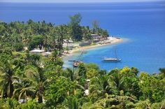 Founded in Jacmel is a beautiful, picturesque town in Haiti, located in the southeast part of the country only two hours driving and 15 minutes by plane from the capital, Port-au-Prince. Mole, Vacation Destinations, Vacation Spots, Haiti Beaches, Port Au Prince, Celebrity Cruises, Princess Cruises, Royal Caribbean, Cool Landscapes