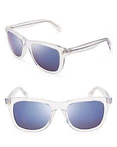 MARC BY MARC JACOBS Wayfarer Sunglasses_0