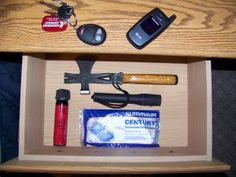 What's in Your Bedside Drawer?