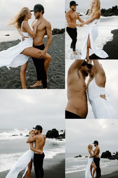 sunset beach elopement couple session Hawaii wedding photographer socal wedding photographer beach couple session destination elopement photographer beach wedding photographer wild couples session boho wild couple posing ideas outfit inspiration