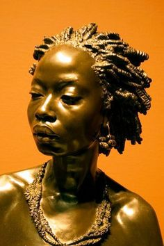 The Negress by Charles Cordier