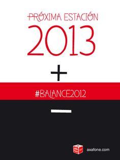 Próxima parada: 2013