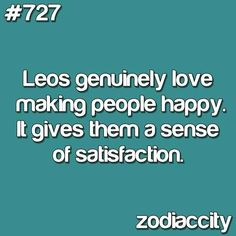 I have only one Leo guy I know whom I think fit in this description of Leo. R U a Leo , it doesn't matter what zodiac signs you are. I think a good heart shines bright .