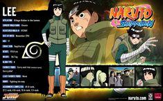 Rock Lee from the Naruto anime & manga. Naruto Kakashi, Naruto Shippudden, Naruto Funny, Konoha Naruto, Naruto Free, Naruto Shippuden Characters, Naruto Shippuden Anime, Wallpaper Naruto Shippuden, Naruto Wallpaper