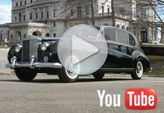 Vintage Rolls Royce on Long Island by Broward Limo