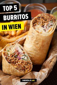 Burrito Bar, Ceviche, Burritos, Tapas, Fritz Kola, Comfort Food, Vienna, Restaurants, Appetizers