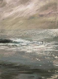 "Jeanne Rosier Smith ~ ""Silver Morning Light"" ~ Pastel 9 x 7"