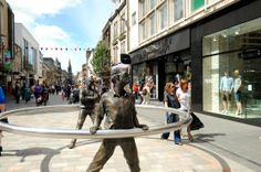 The High Street is one of Perth's many fantastic retail destinations