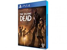 The Walking Dead - Game of the Year Edition - para PS4 - Telltale Games