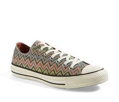 Missoni x Chuck Taylor All Star Low Sneaker, $84.95