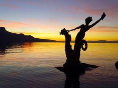 21 décembre 2014 Vevey, Switzerland, Album, Celestial, Sunset, Outdoor, Outdoors, Sunsets, Outdoor Games