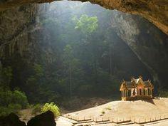 Phraya Nakhon Cave, Khao Sam Roi Yot National Park, Thailand