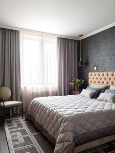 Trendy Bedroom Ideas White Furniture Home Decor Ideas Romantic Bedroom Decor, Trendy Bedroom, Home Bedroom, Bedroom Wall, Bedroom Inspo, Bedroom Ideas, Home Interior, Interior Design, Bedroom Layouts