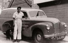Giuseppe Morreli and his ice cream van founded company in 1907   @frances_quinn…