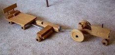 Wooden Farm Toys for Haymaking: I made these for my son when he was a boy. They are made from inch birch. They would make a good Christmas gift for a young male in your family. Wooden Toy Farm, Diy Toys, Toy Diy, Farm Toys, Best Christmas Gifts, Wood Toys, Shoe Box, Projects To Try, Woodworking