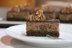 Opitý Izidor   Bonviváni Czech Recipes, Brownie Recipes, Brownies, Food And Drink, Cooking Recipes, Sweet Stuff, Cakes, Candle, Kitchens