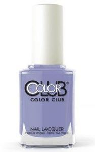 Color Club Nail Polish, Lily In Paris 1319 Color Club Nail Polish, Opi Nail Polish, Nail Treatment, Periwinkle Blue, China Glaze, Stylish Nails, Feet Care, Manicure And Pedicure, Essie