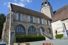 Église Saint-Denis te Rieux (Oise 60)