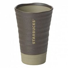 Starbucks clay cup