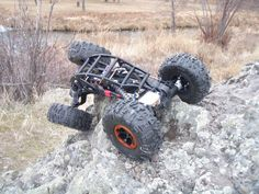 XR10 BWD Wedge Chassis with DUB Top - Page 2 - RCCrawler