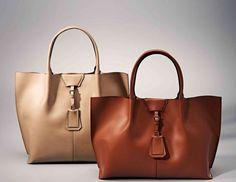 Semplicità e stile del made in Italy nelle #borse in pelle firmate da #GianniChiarini per la primavera/estate 2015! #leather #handbags