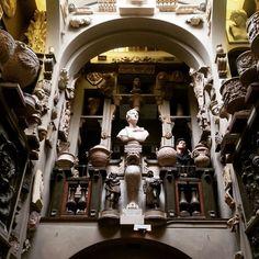 Sir John Soane's Museum ve městě Holborn, Greater London