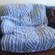 I Love My Blanket Knitting (@iloveblanket) • Instagram photos and videos Irish Celtic, Blanket Patterns, Celtic Designs, Knitting, Videos, Photos, Instagram, Pictures, Tricot
