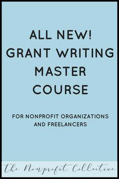 The countdown is beginning! I am releasing my new Grant Writing Master Course the second week of January, just in time for you to all make New Years resolutions to start applying for grants! Daycare Business Plan, Business Grants, Online Business, Business School, Business Ideas, Grant Writing Classes, Proposal Writing, Writing Proposals, Apply For Grants