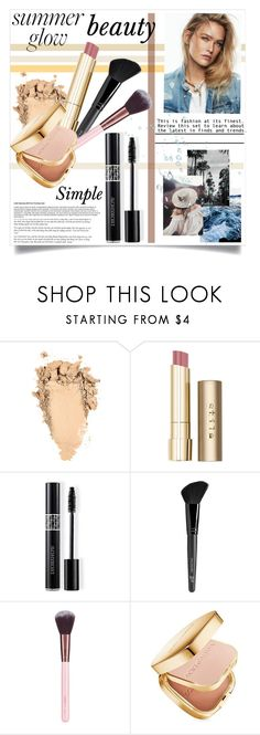 """Summer Glow"" by catwoman-5564 ❤ liked on Polyvore featuring beauty, Stila, Christian Dior, Old Navy, Luxie, Dolce&Gabbana and contest"