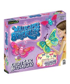 Take a look at this Butterflies Wallscapes Kit on zulily today!