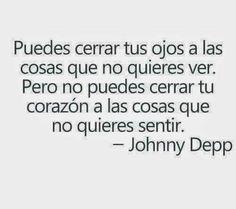 - Johnny Depp