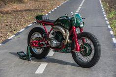 ИЖ Bechman. Студия ICM Iron Custom Motorcycles