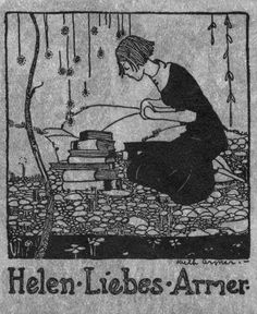 Ruth Armer, Bookplate Collection Detail | Los Angeles Public Library