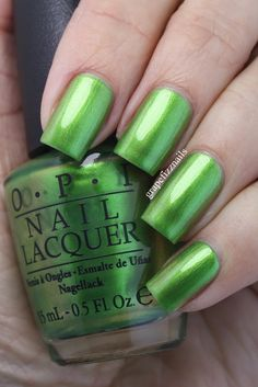2015 Hawaii Collection from OPI