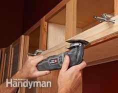 Handyman field editors show you their favorite oscillating tool uses. It's a tool you shouldn't be without.
