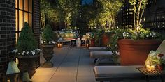 Sky Terrace offers panoramas of the side streets and the Hudson River, high above the city. #Jetsetter
