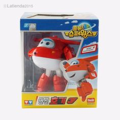 #Hogi #SuperWings Transforming #Robot #Korea #TV #Animation #Character Plane #Kids #Toy