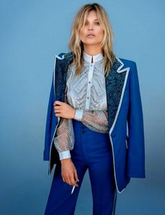 Kate Moss by Alasdair McLellan for Another Magazine A/W 2014