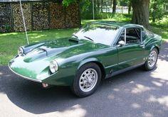 1969 Saab Sonnett II