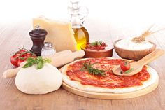 Γρήγορη Σάλτσα ντομάτας για πίτσα