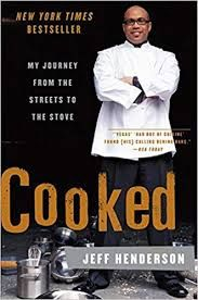 Cooked: My Journey from the Streets to the Stove by Jeff Henderson. My fifth book I finish reading for my reading goals . New Books, Good Books, Karen Page, Becoming A Chef, Upscale Restaurants, Federal Prison, Black Kids, Date