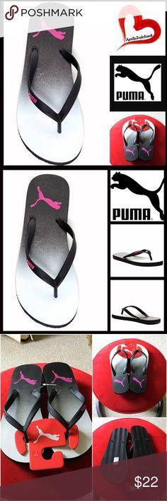 06bb7c225 Puma SANDALS Thin Flip Flops Flat Sandals NEW WITH TAGS Puma Thin Flip Flops