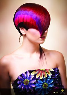 OMC hairworld inspiration  color and cut  Haircuts and colours