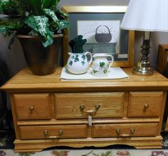Oak Chest $249.00. - Consign It! Consignment Furniture