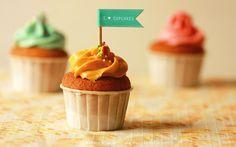 Cupcakes - Cupcakes Wallpaper (35316430) - Fanpop
