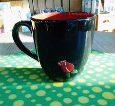 Coffee Mug Painted By Customer