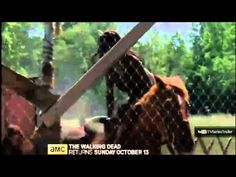 The Walking Dead Season 4 sneak peek