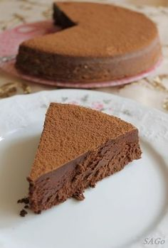 R-Oksana - Life of my soul Belongs only to ME.Very chocolate, very tender, just melts! The oven must be uniquely, so as to at least once feel the taste of this delicacy.Truffle of Eva Baking Recipes, Cake Recipes, Dessert Recipes, Sweet Pastries, Russian Recipes, Best Chocolate, Cake Chocolate, Food Cakes, Just Desserts